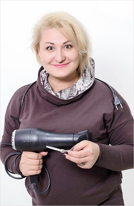 Наталья Мельчукова